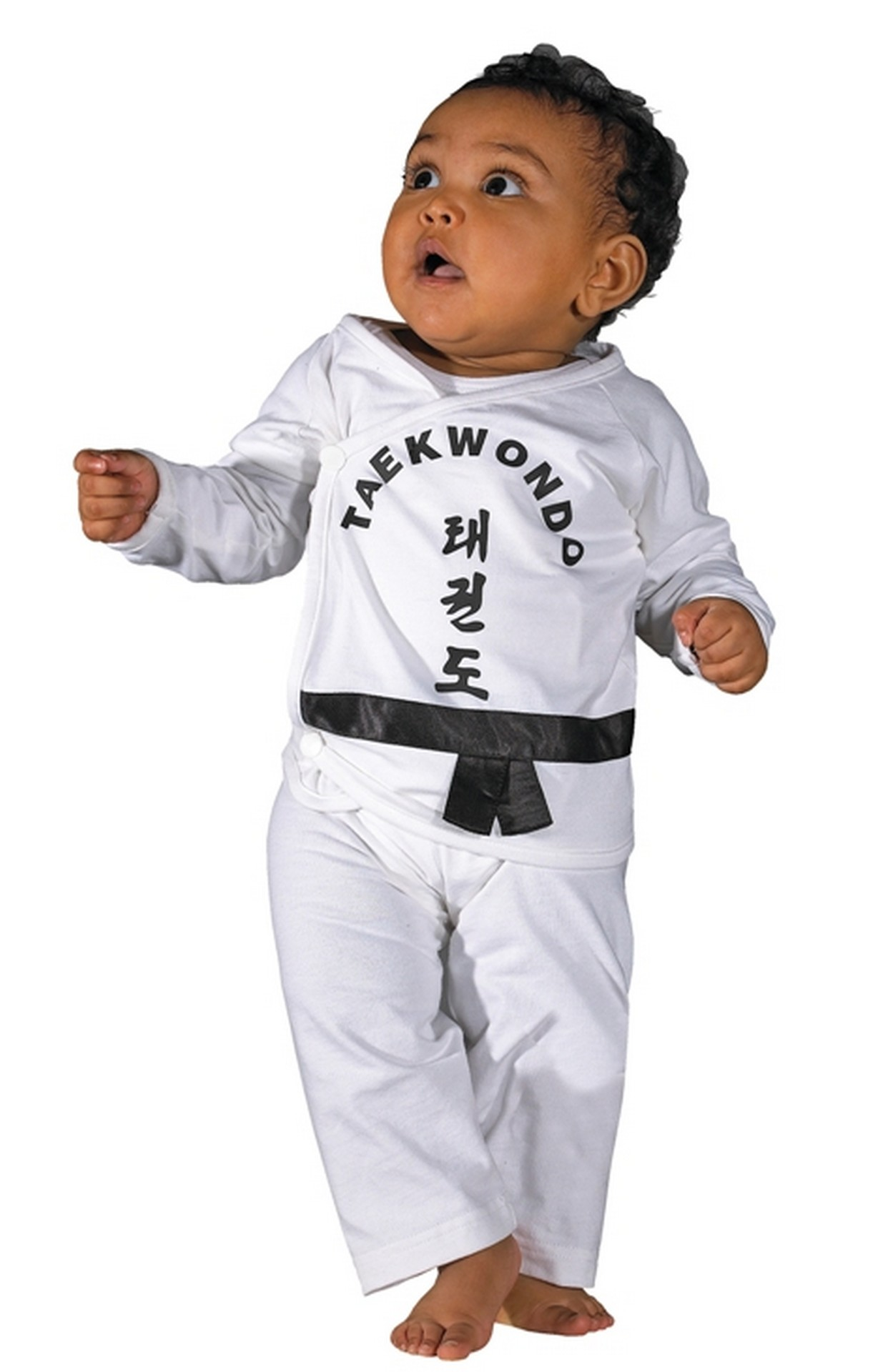 Бебешки комплект Таекуондо